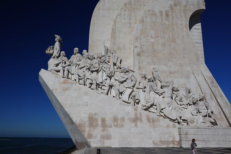 Padrão dos Descobrimentos (Monument to the Discoveries) - Belém, Lisbon