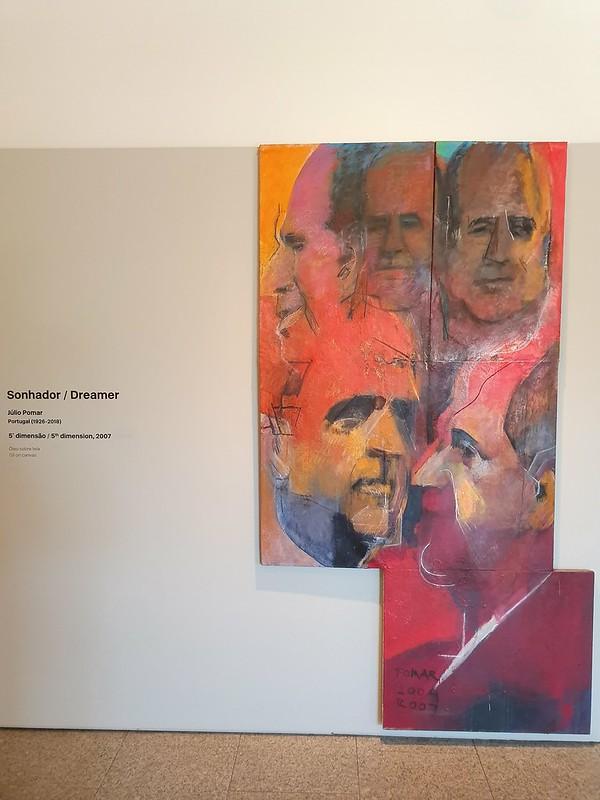 Museu Coleção Berardo Modern & contemporary art museum - Belém, Lisbon