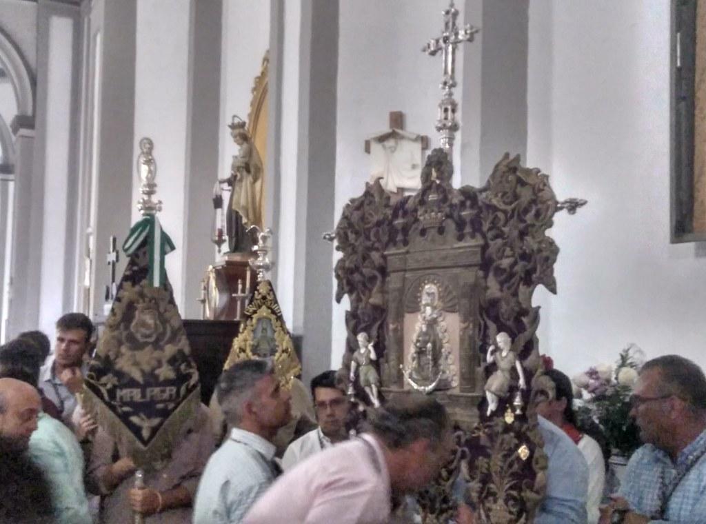 Visita «Sin Pecado» del Rocío 2019