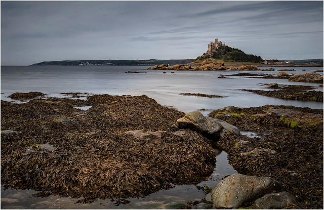 St Michael's Mount and Wrack