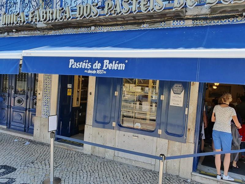 Pastéis de Belém - Belém, Lisbon
