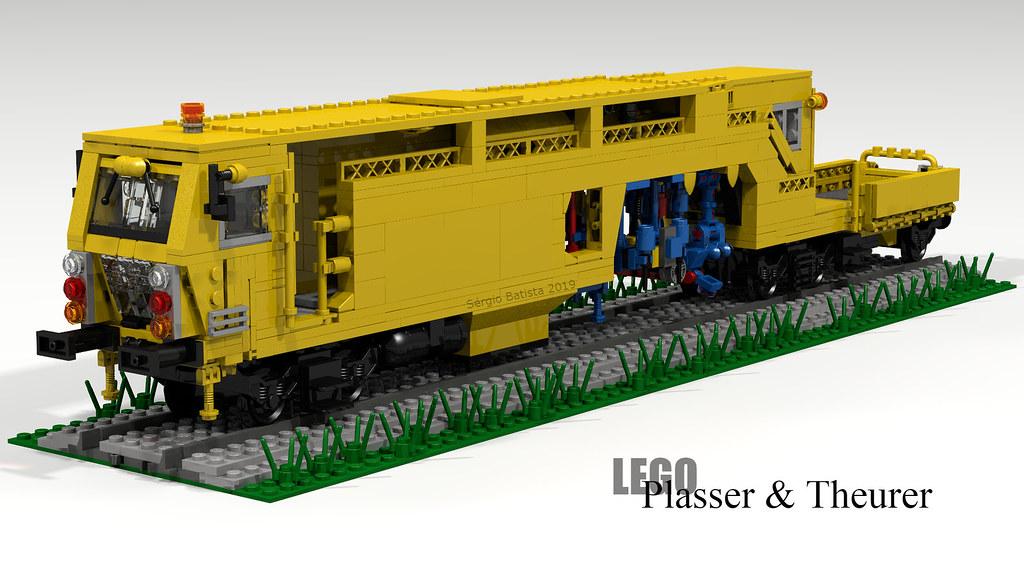 LEGO - Plasser & Theurer