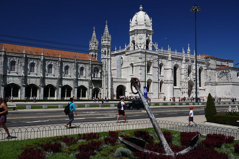 Jerónimos Monastery - Belém, Lisbon