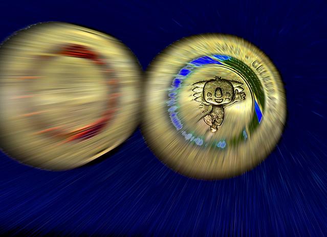 Boriba [Australian $2 coin]