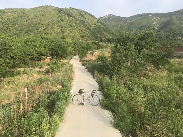 中國北京市密雲區溪翁莊鎮白道峪村