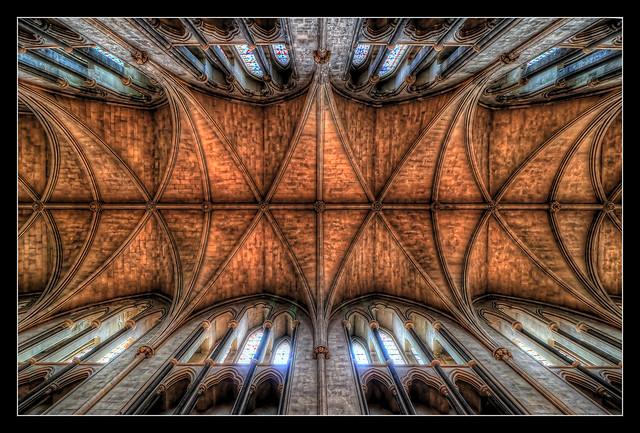 Dublin IR - Christ Church Cathedral 08