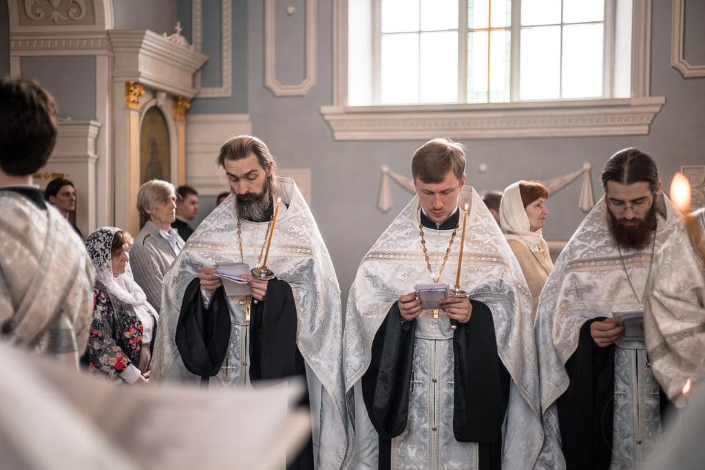 14-15 июня 2019, Троицкая родительская суббота.  / 14-15 June 2019, Trinity parental saturday
