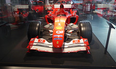 2004 Ferrari F2004, Michael Schumacher Private Car Collection