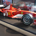 2003 Ferrari F2003-GA, Michael Schumacher Private Car Collection