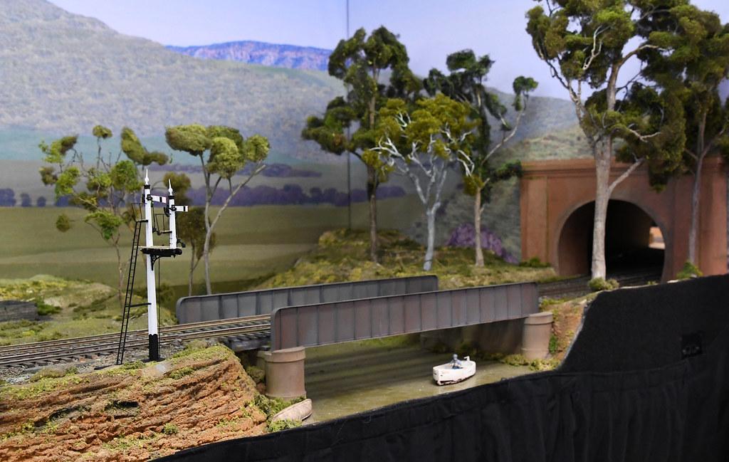 Arakoola, Epping Model Railway Exhibition, Rosehill, Sydney, NSW.
