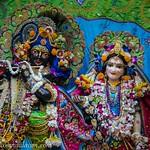 ISKCON Vrindavan Deity Darshan 15 June 2019