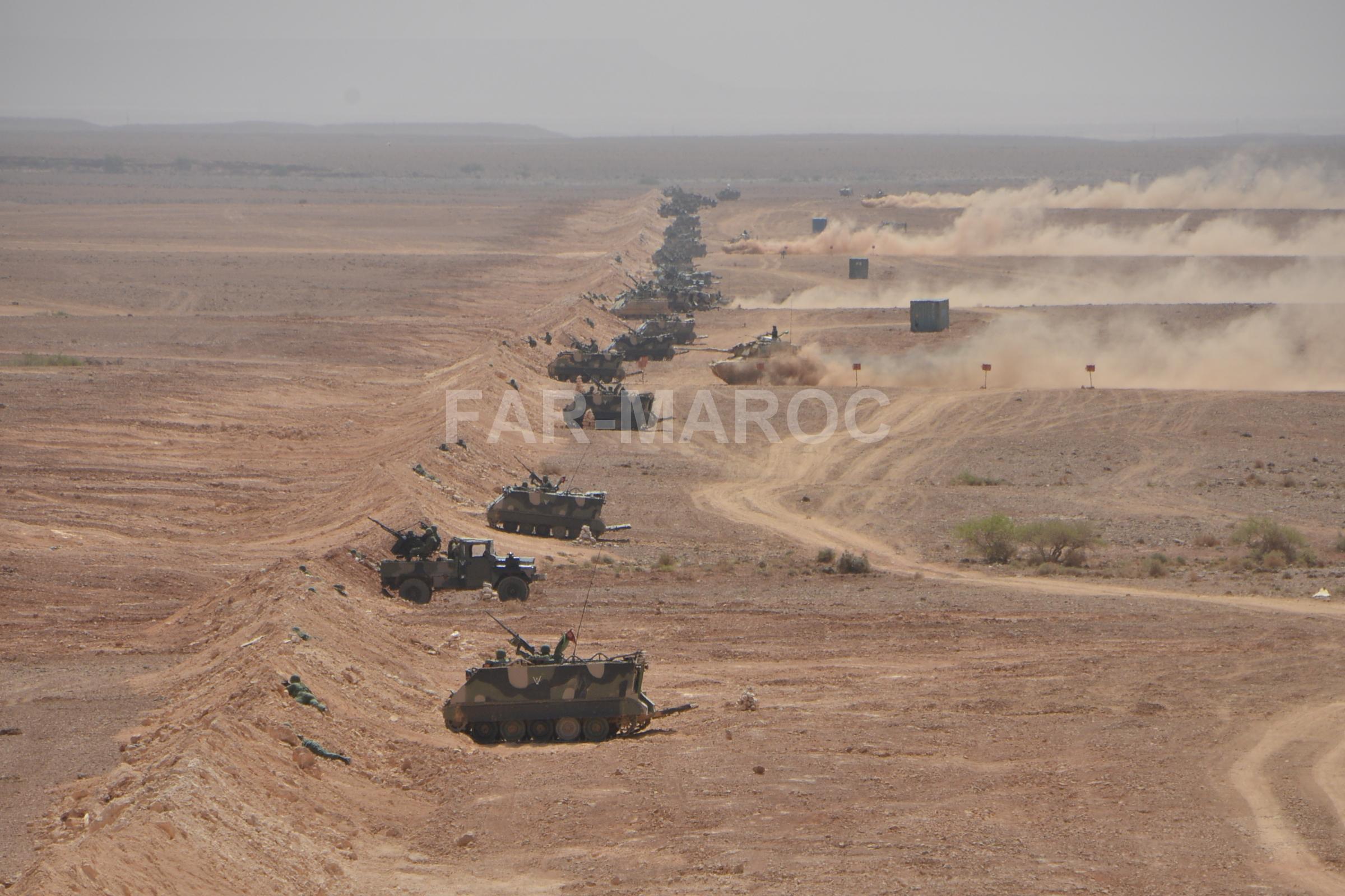 Hostilités au Sahara marocain  - Page 7 48066114436_6367a3e896_o