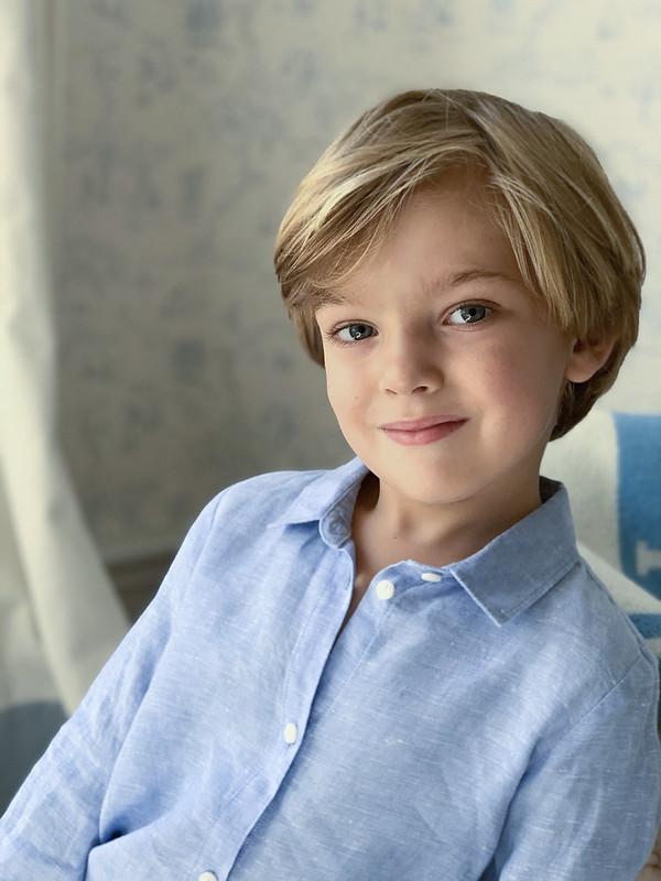 Prins Nicolas van Zweden - 4 jaar