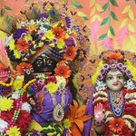 ISKCON Seattle Deity Darshan 14 June 2019