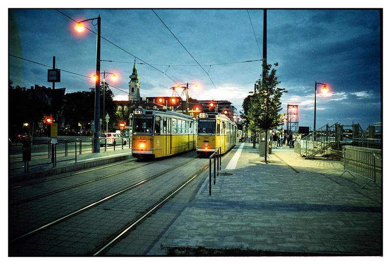 Cinestill 800T Night Photography