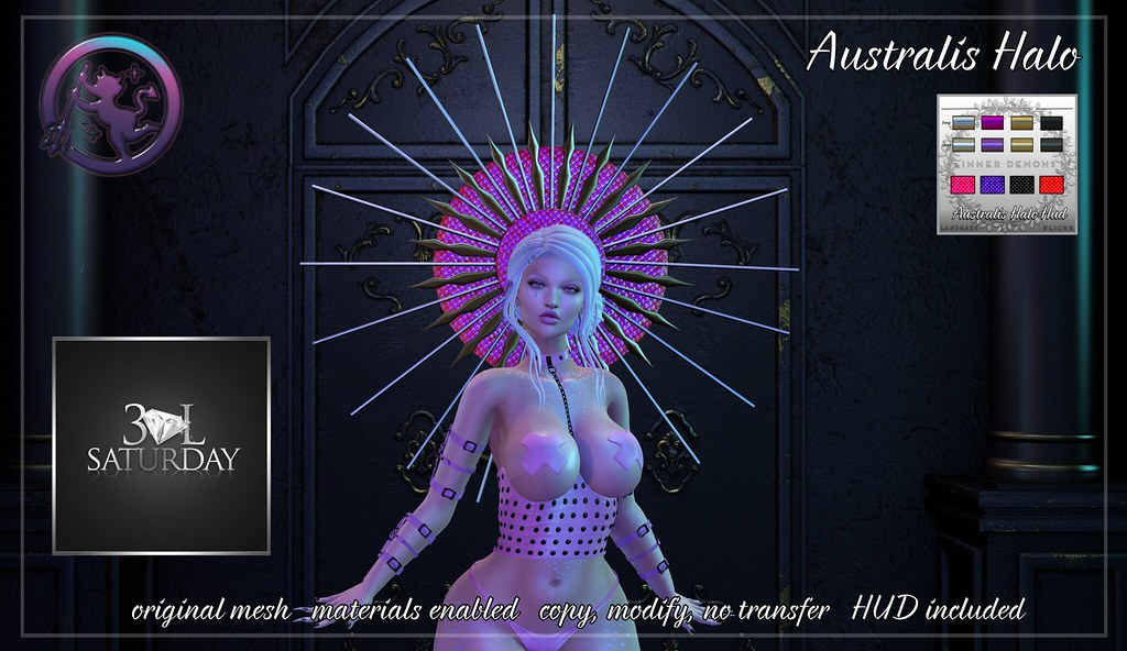 {ID} Australis Halo 30L Saturday