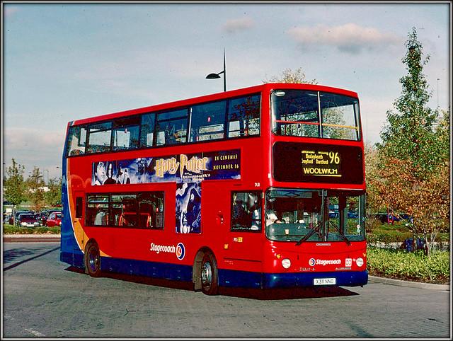 Stagecoach (Selkent) TA311