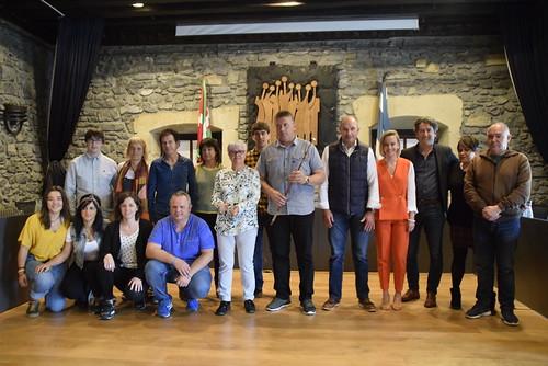 Oiartzun: Udalbatzaren osaketa 2019