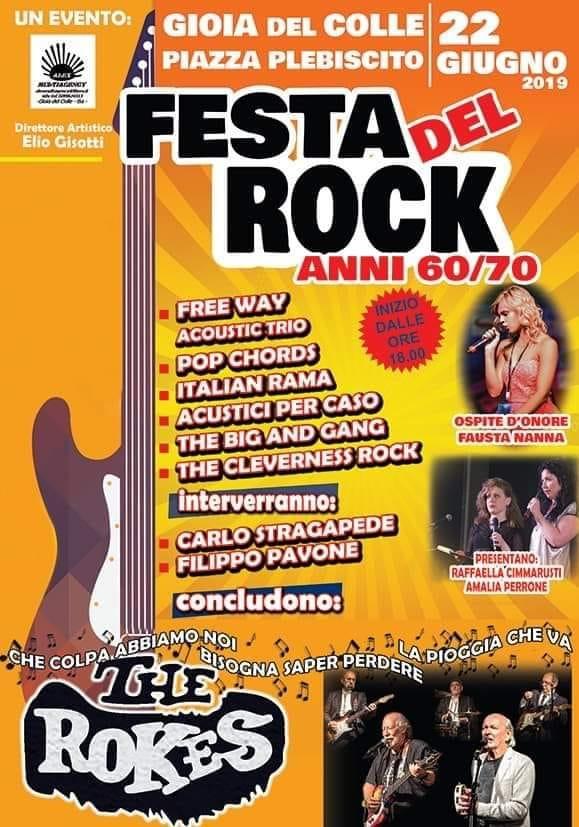 musica rock anni 60/70