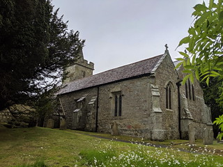 Niton, Church of St John the Baptist