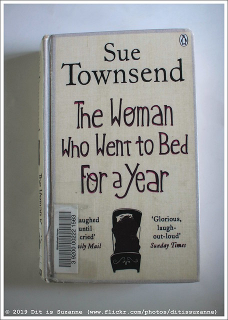 Sue Townsend | The Woman Who Went to Bed For a Year
