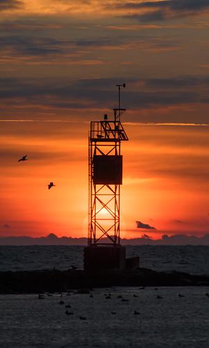 barnegatlightnewjersey barnegatlight barnegat newjersey jerseyshore sunrise dawn beach