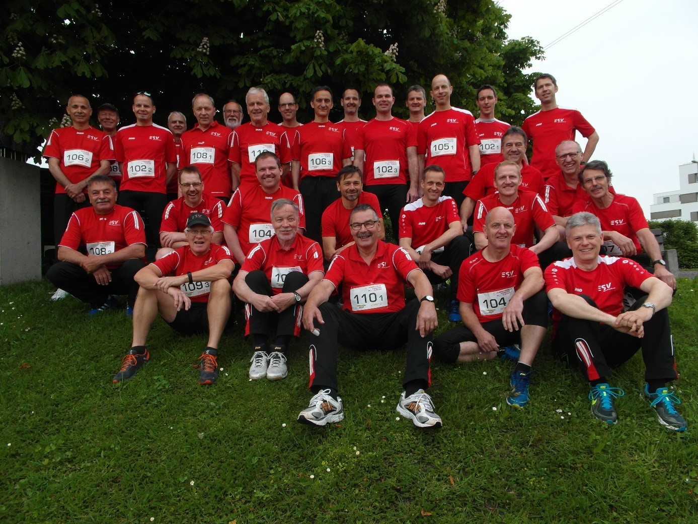 Zwei Podestplätze und starke Leistungen am Männerturntag 2019 in Rothenburg