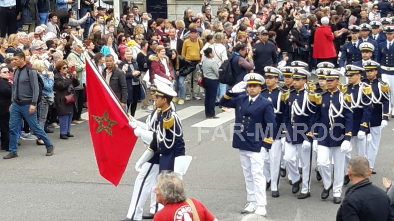 Participation de la frégate Tarik Ben Ziyad à l'Armada de Rouen 2019 48066646366_4408e3b028_o