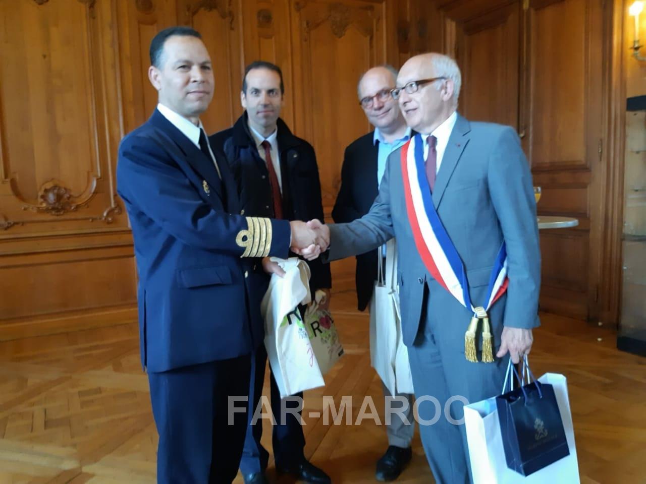 Participation de la frégate Tarik Ben Ziyad à l'Armada de Rouen 2019 48066698263_0f7aa2543f_o
