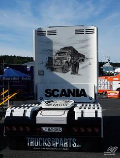 Truckertreffen Geiselwind 2019