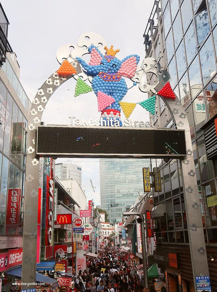 takesita street