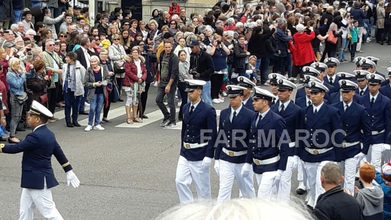 Participation de la frégate Tarik Ben Ziyad à l'Armada de Rouen 2019 48066747912_83a3c6dcf3_o