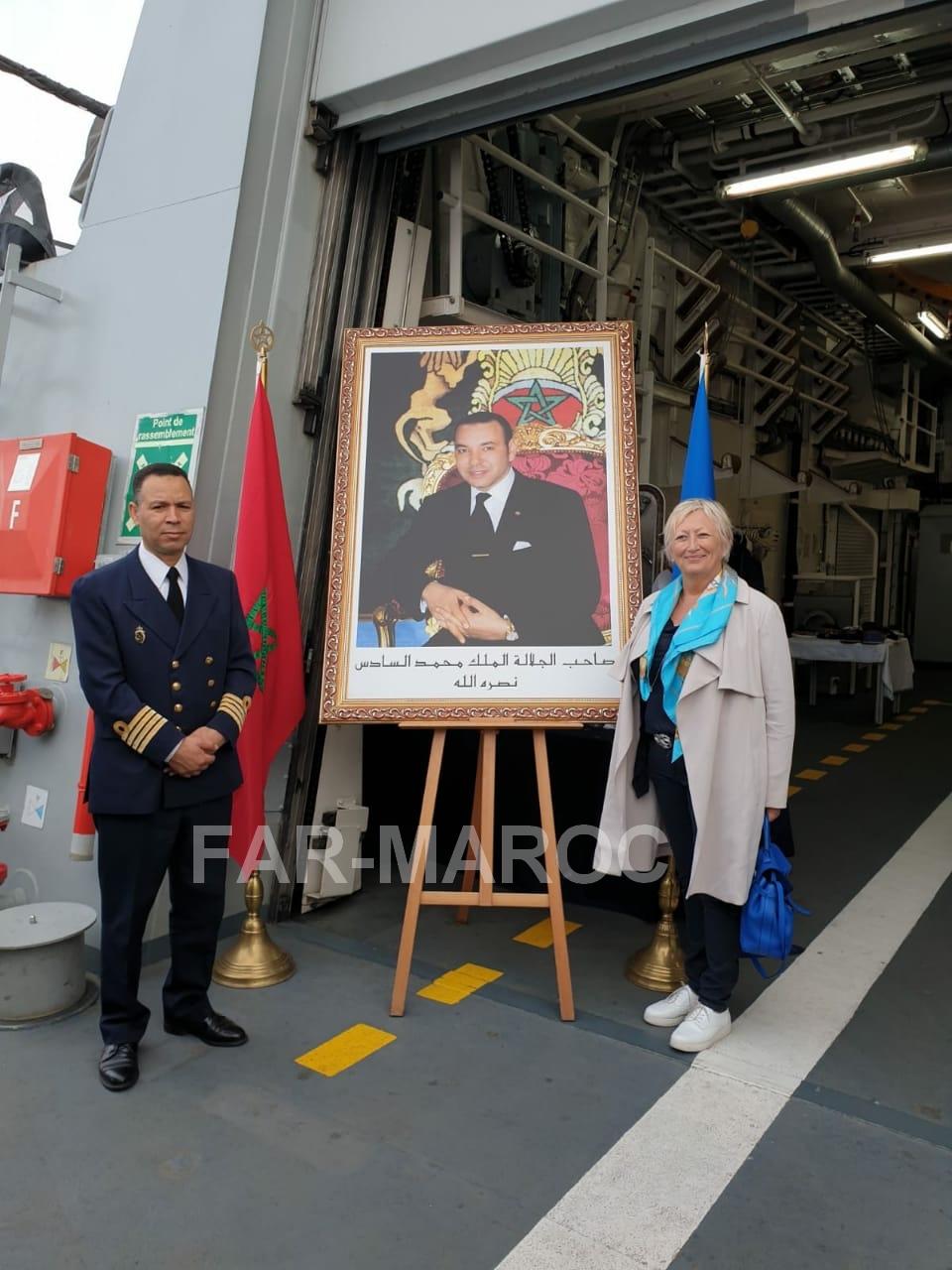 Participation de la frégate Tarik Ben Ziyad à l'Armada de Rouen 2019 48066748317_e1082fa3bd_o