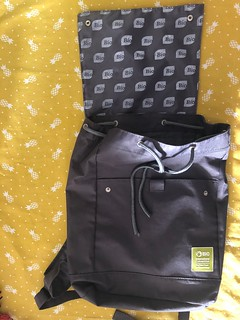 Remaking a thrift store rucksack EVINOK.COM