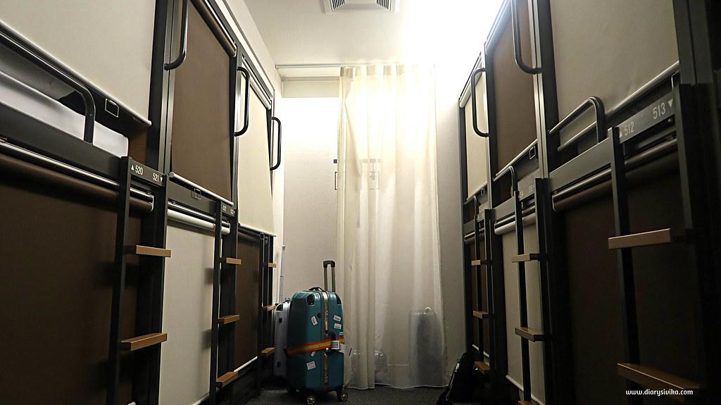 hostel Jepang