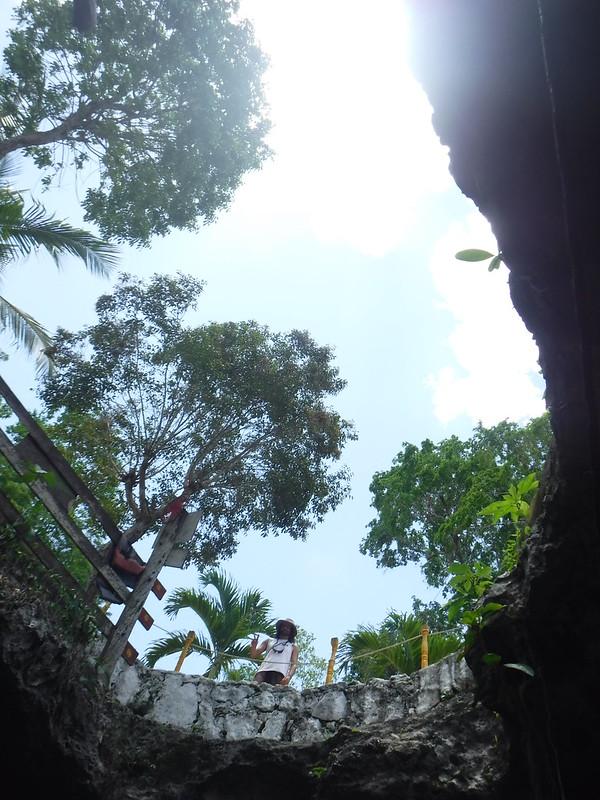 Noria Cenote Opening, Joaquin