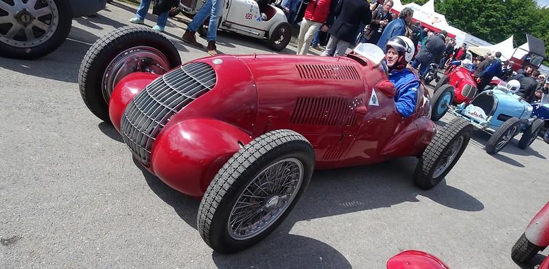 Alfa Romeo tipo 308/C 1939 N°276 - VRM 2019 48066994812_86584ef042_c