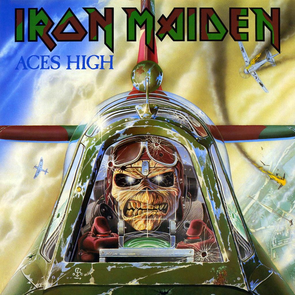 Iron Maiden – Aces Hi
