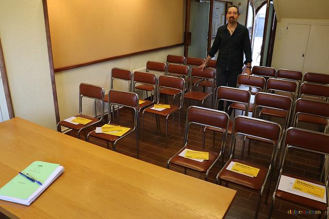 Acte de constitució de l'Ajuntament d'Alpens