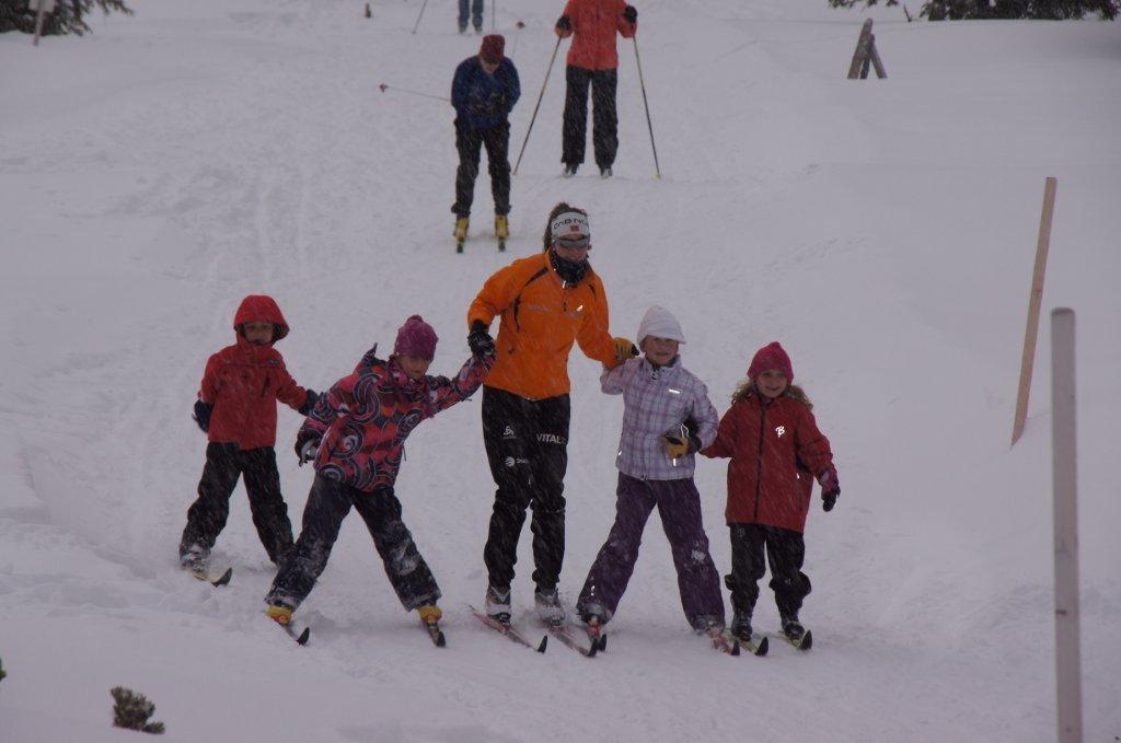 2011-12-17 Elchkurs 2 endlich Winter