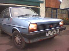 Fiesta mk1 1.1L
