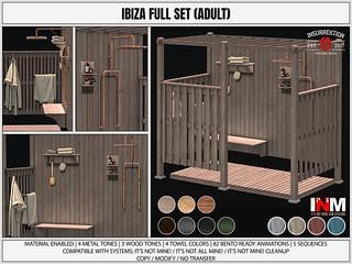[IK] Ibiza Full Set Adult