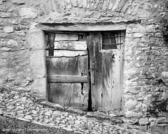 Door on Slant Street