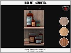 [IK] Ibiza Set - Cosmetics