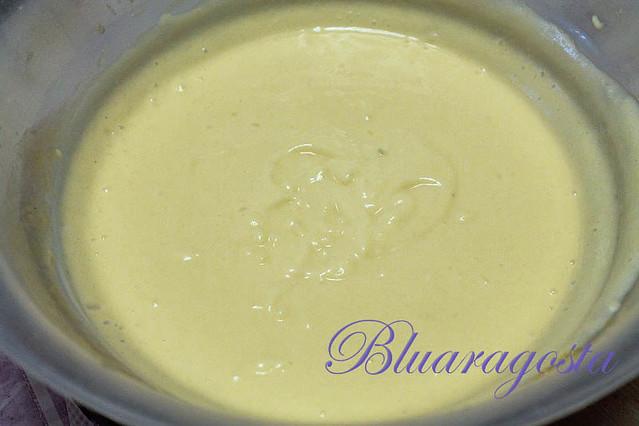 01-crema al mango in preparazione