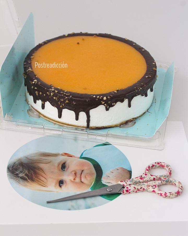 oblea para tarta personalizada