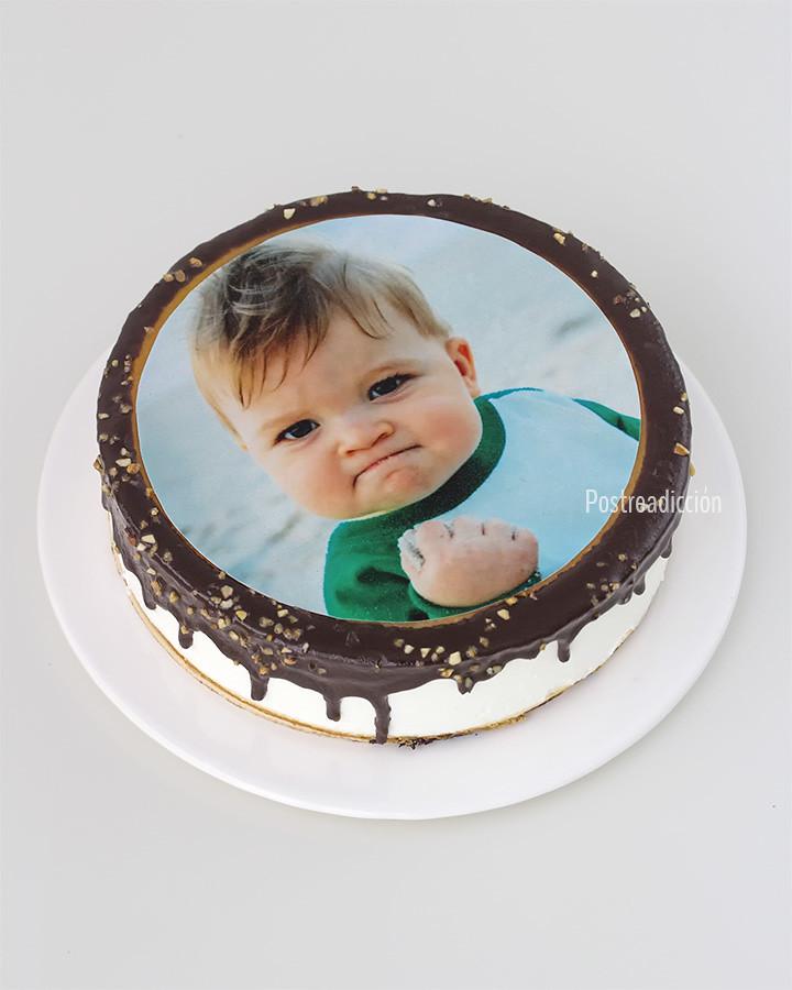 Oblea para tarta