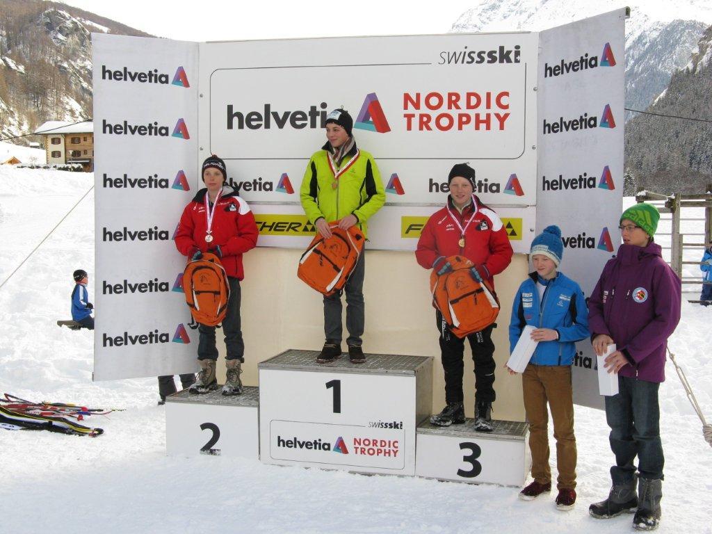2013-01-13 Helvetia Nordic Trophy in Evolène