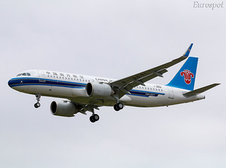 F-WWDR Airbus A320 Neo China Southern