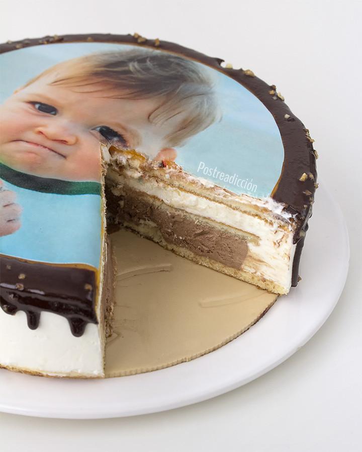 oblea tarta